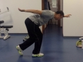 フライングバックトレーニング2