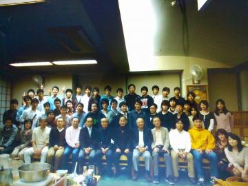 2013年度(平成25年度)名古屋工業大学体育会競技スキー部のOB会