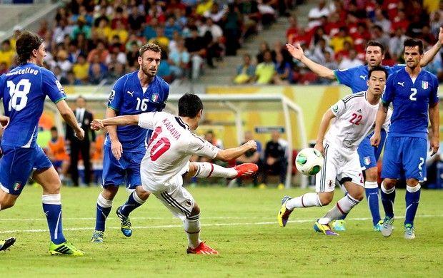 サッカー海外の反応