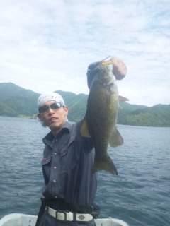 20130602 藤田さん 42cm 1100g