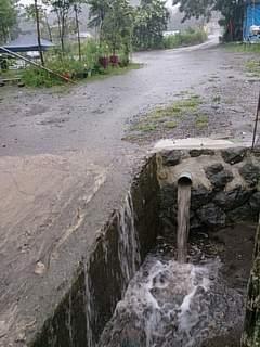 20130823 雨で流れた