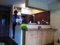 まり&在キッチン