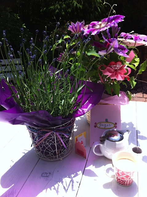 ママデイプレ花鉢
