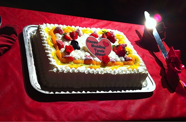 wed,ケーキ