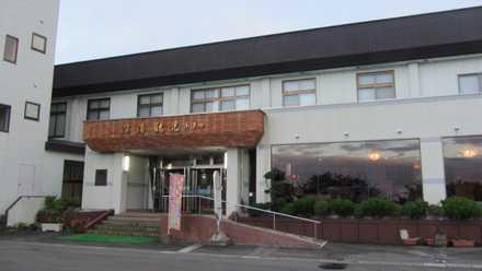 8 深浦観光ホテル 1