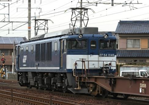 清洲~稲沢 9863レ -4