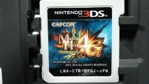 MH4G ゲームカード