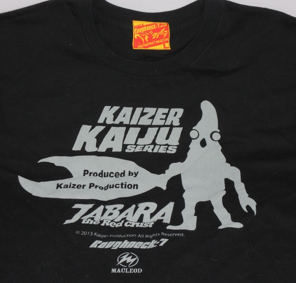 JABARA:Tシャツ(黒)