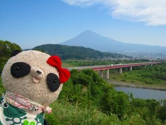 富士川SAにて9月22日