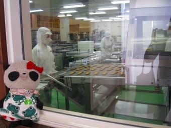 うなぎパイ工場1