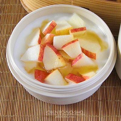 秋野菜と鶏の黒酢照り焼き弁当03