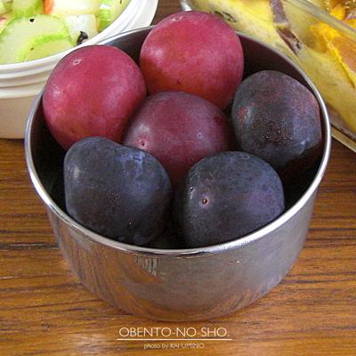 秋野菜の豆乳キッシュ弁当04