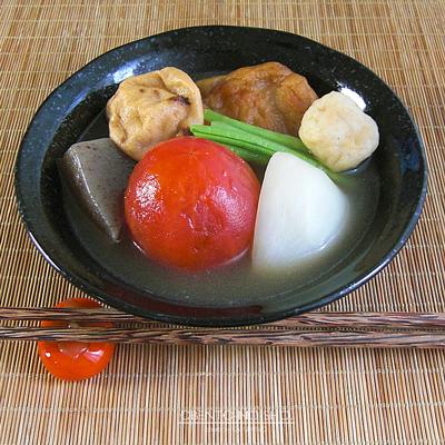 トマトおでん弁当02