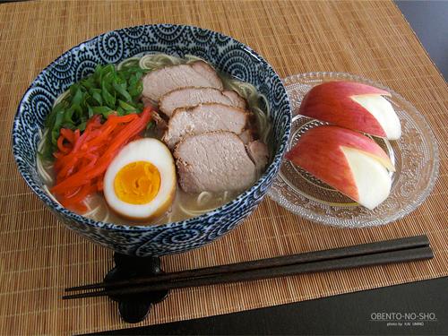 秀ちゃんラーメン*おウチご飯01