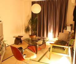 和室カリモク家具