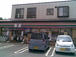 20130623セブンイレブン高崎里見店