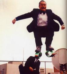 ドクター中松ダンシングピョンピョン