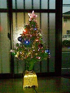 2011クリスマス電飾玩具点灯