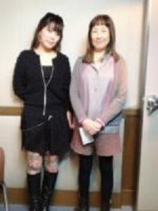 矢野顕子と坂本美雨1