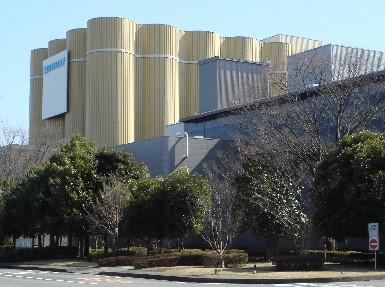 サントリー利根川工場1
