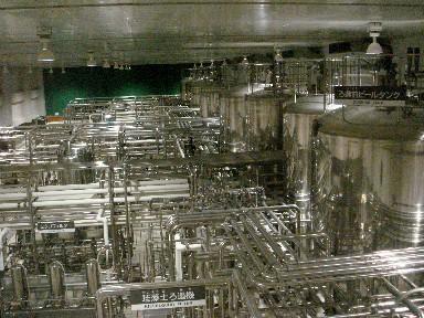 サントリー利根川工場4