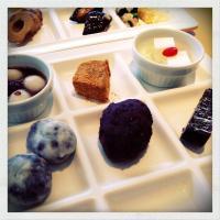 3皿目とデザート