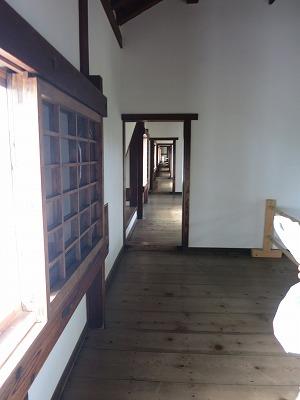 姫路城 天空の白鷺 (4)