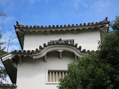 姫路城 天空の白鷺 (7)