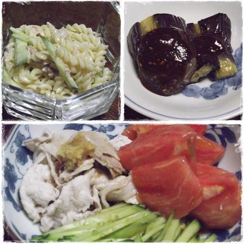 20130718夜ご飯