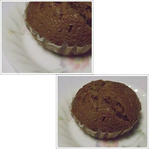 20131024黒糖蒸しパン