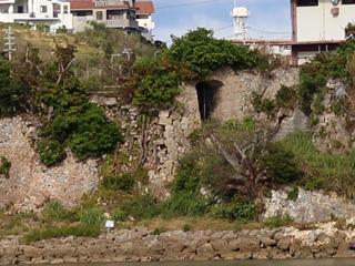 御物城,那覇,城跡