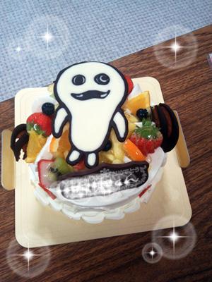 まさるケーキ