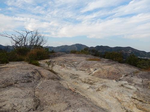 生石神社登山