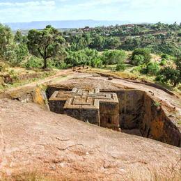 エチオピア岩窟教会