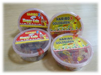 HARIBOX Happy Cola&GOLDBAREN