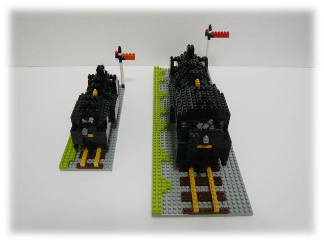 蒸気機関車&mini