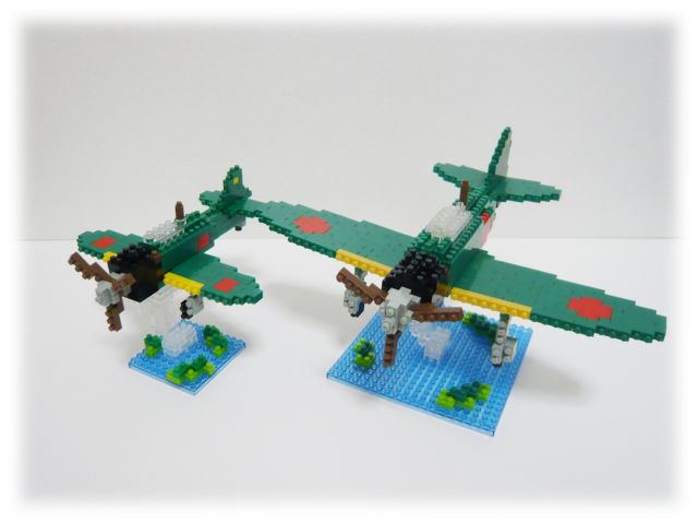 零式艦上戦闘機(零戦)&mini
