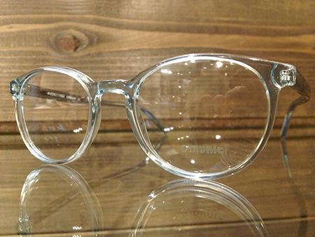 クリップオン サングラス MUNIC EYEWEAR 新潟県 お洒落な眼鏡店