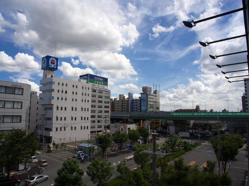 フレスポ長田店 SPORT DEPO駐車場
