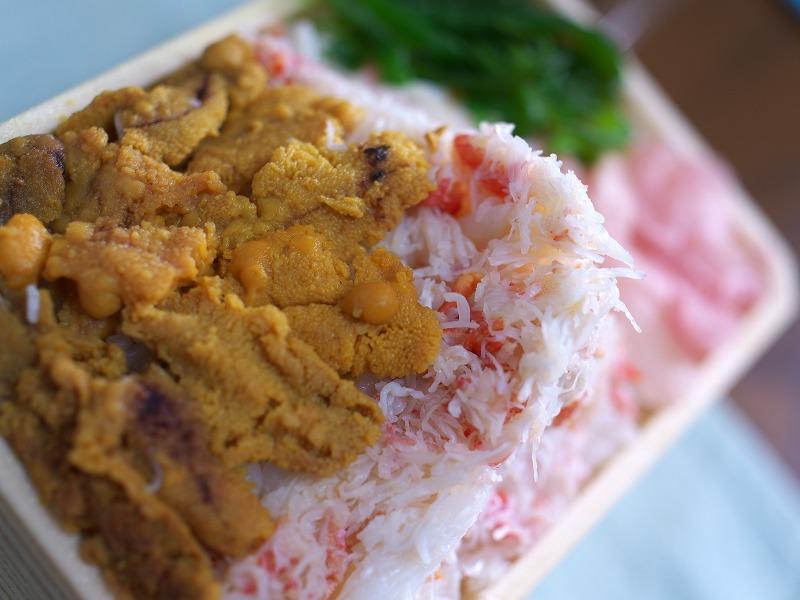 いしみず 北海道海鮮弁当