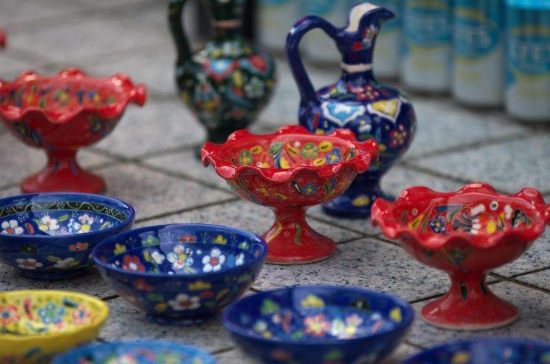 紀伊大島 トルコ民芸品
