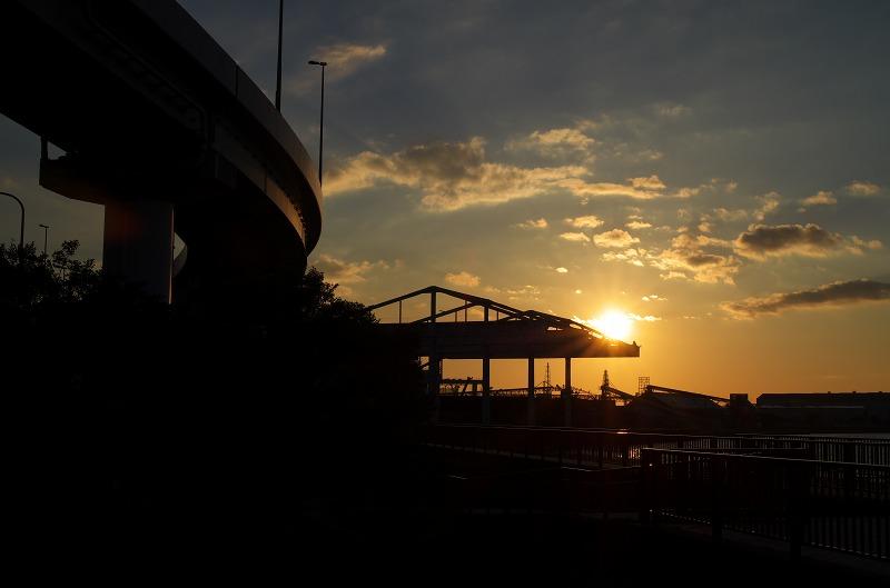 旧堺燈台 堺泉北港