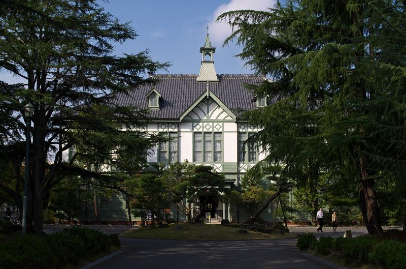 奈良女子大学記念館 秋の一般公開