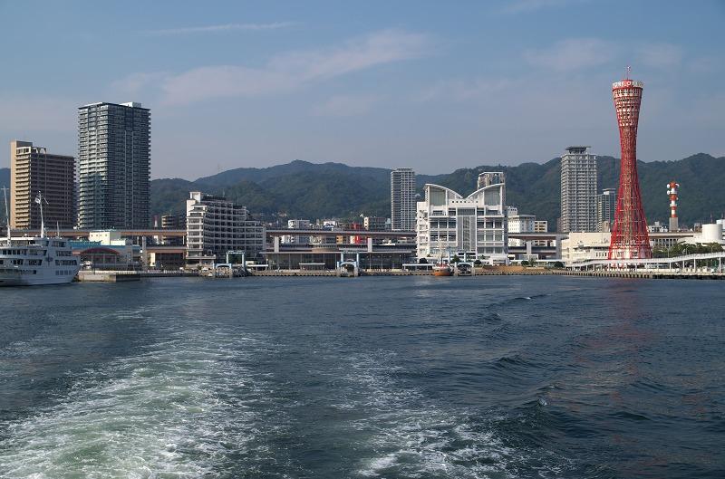 神戸ハーバーランド ベイクルーズ