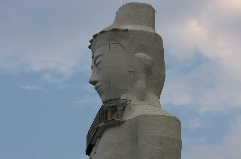 淡路島 世界平和大観音 平和観音寺