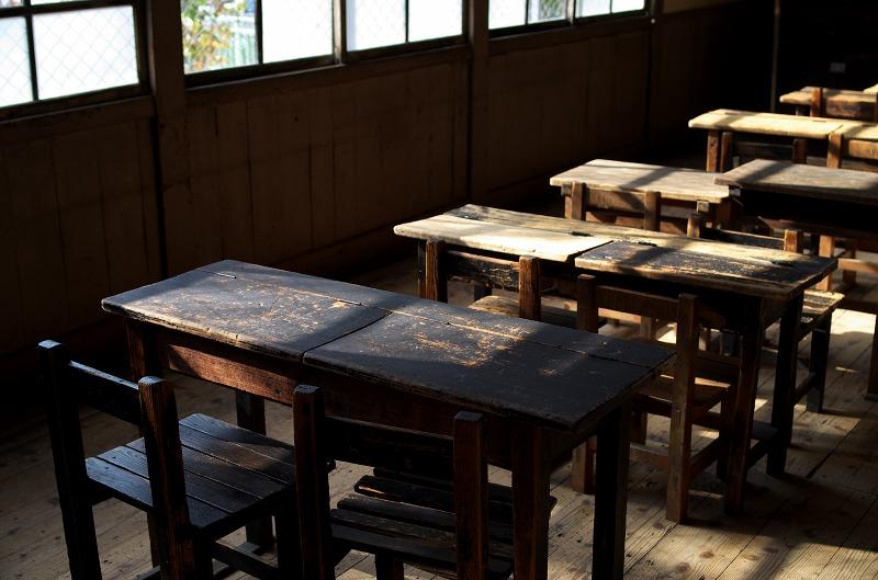 旧新田小学校校舎 一般公開