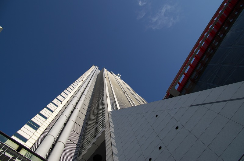 WTC 大阪府咲洲庁舎 コスモタワー