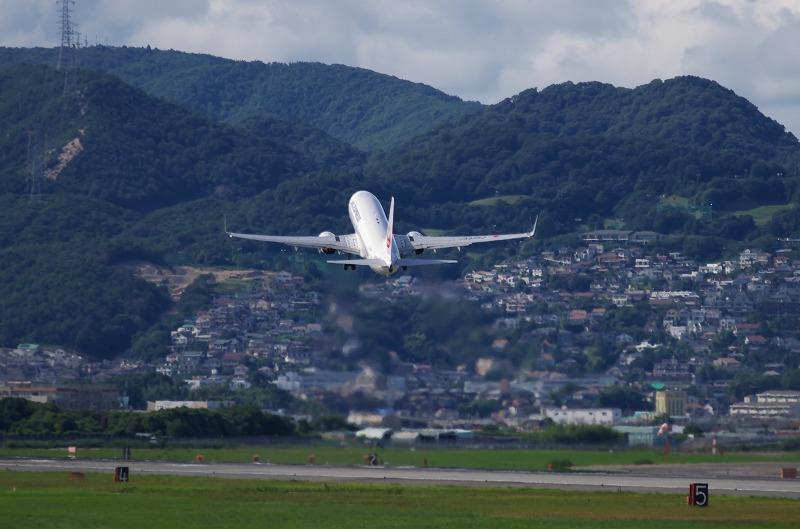 伊丹スカイパーク 飛行機