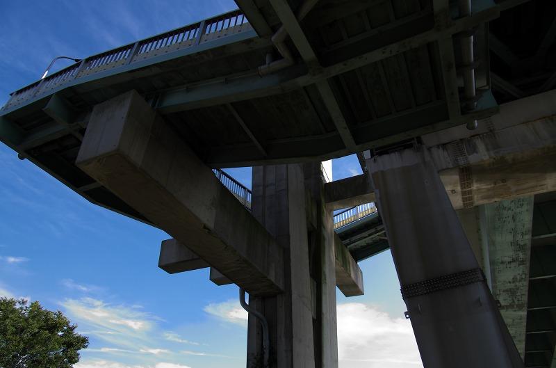 新木津川大橋 景色