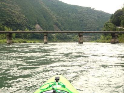 ひとつ目の沈下橋